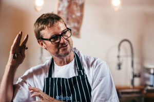 Home Smoking and Preserving with Steven Lamb from River Cottage