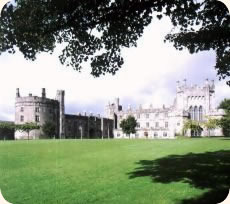 Croan Cottages are very close to Kilkenny Castle