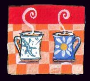 Pottery is available for sale at Croan Cottages, Self catering accommodation, Kilkenny, Ireland