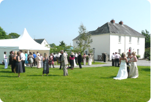 marquee wedding venue in kilkenny