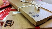 Oak Cheese Board